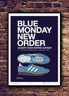 Adidas Made zum Stehen, nicht Laufen!