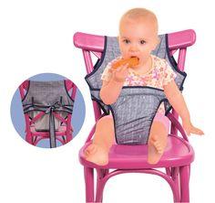 Sevi Bebe Kumaş Mama Sandalyesi 28TL