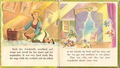Fairy Tale Origins — Walt Disney's Cinderella, a children's book from. Cinderella Story Book, Walt Disney Cinderella, Diy Birthday Decorations, Hopes And Dreams, Fairy Godmother, Music Lessons, Vintage Disney, Childrens Books, Fairy Tales