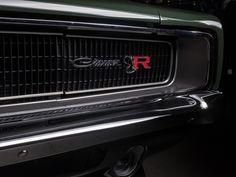 1969 Dodge Charger HEMI-Powered