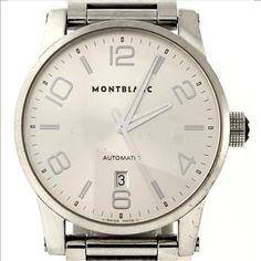 MONT BLANC Swiss Watch - A classic