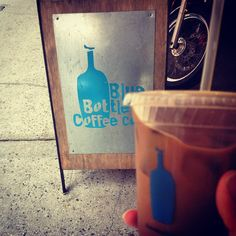 What's your favorite #Saturday #coffee spot? @bluebottle #neworleans #coldbrew