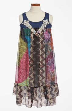 Truly Me Maxi Dress (Little Girl & Big Girl) available at #Nordstrom