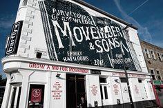The Barfly x Movember & Sons. Kingsway Cardiff, South Glamorgan CF10 3FD, United Kingdom