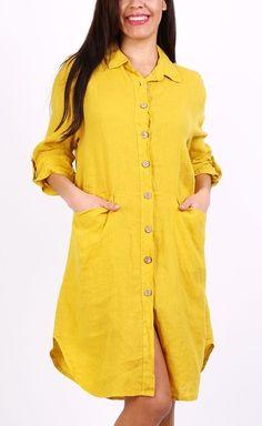 Tunic Tops, Shirt Dress, Casual, Shirts, Dresses, Women, Fashion, Gowns, Moda