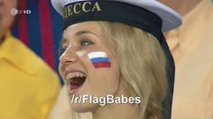 Adorable Russian girl (x-post /r/FlagBabes)