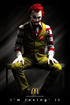 el payaso asesino por su culpa tengo miedo hasta al payaso de mcdonaldsjoker macdonald xd URL: http://www.xdlol.com/2014/11/pennywise-eso-el-payaso-asesino-joker-macdonald.html