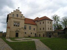 Česko, Polná - Hrad