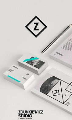 I just discovered the works of Krzysztof Zdunkiewicz, a graphic designer based in Warsaw. I invite you to have a look on this other projects. He have a very personal style with a typographic choice often close, black white color boost by some touch of flashy color.