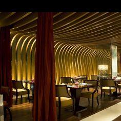 JW Marriott Hotel Beijing, Interior Design by HBA / Hirsch Bedner Associates