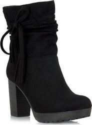 Exe Γυναικεία Μποτάκια Καστόρι 9217Β-5 Μαύρα Wedges, Boots, Womens Fashion, Crotch Boots, Shoe Boot, Women's Fashion, Woman Fashion, Fashion Women, Wedge