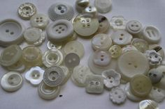 Buttons are truly perfect as a pretty finishing touch to handmade cards, gift tags, scrapbooks, sewing and much more! Selection of plastic buttons color mach. Each bag is Inside about 50 buttons price shown per 1 bag Scrapbooks, Handmade Cards, Gift Tags, I Shop, Plastic, Buttons, Touch, Sewing, Bag