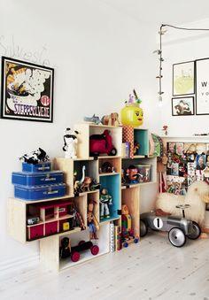 Kleine, maar goed: allemaal in één kamer - Boligliv