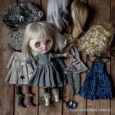 Моя мечта - кастомная БЛАЙЗ... Очень много фото / Куклы Блайз, Blythe dolls / Бэйбики. Куклы фото. Одежда для кукол