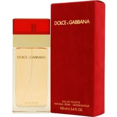 My favorite fall/ winter fragrant.  DOLCE & GABBANA Perfume by Dolce & Gabbana