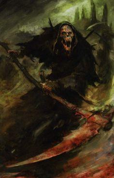 Cairn Wraith Vampire Counts - Warhammer