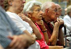 Portugal é o quarto país europeu onde a terceira idade mais depende da população ativa