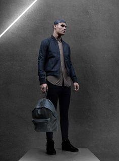 #Menswear #Trends Domingo Rodrigues Fall Winter 2014 2015 Otoño Invierno #Tendencias #Moda Hombre