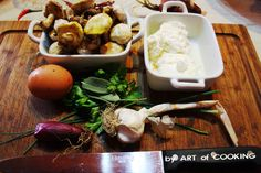 ART of COOKING: FUNGHI CHE PASSIONE!!!!!!!