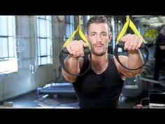 Have you ever wondered if there was a way to work out your ENTIRE BODY in one workout? Well here's the answer!     Rick D'Agostino shows us a great full body workout that will get you the perfect pre party pump.     Rick is currently teaching TRX at Gold's Gym in Hollywood! Go try it out and get some of this action in person. ;)