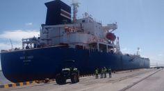 Dois navios descarregam trigo e derivado de petróleo no Porto de Cabedelo http://firemidia.com.br/dois-navios-descarregam-trigo-e-derivado-de-petroleo-no-porto-de-cabedelo/