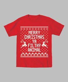 Toddler Christmas shirt