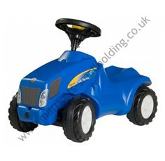 New Holland Ride-On Tractor - Rolly Kid