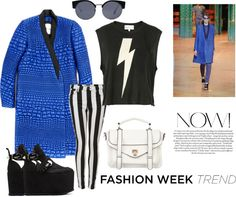 """""""Wild Blue"""" by beafonso on Polyvore"""