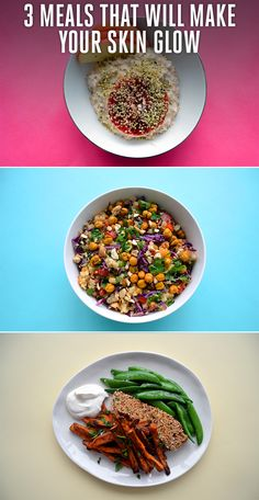 3 Meals that Will Make Your Skin GLOW