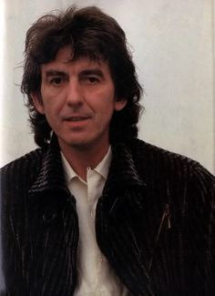 Celestial! Talentoso e inspiracional George! ca.1990