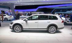Volkswagon Alltrak Wagon - Coming in Fall 2015?