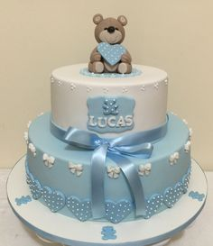 Cupcakes Baby Shower Boy Fondant Teddy Bears 35 Ideas For 2019 Torta Baby Shower, Baby Shower Cakes For Boys, Baby Boy Cakes, Baby Boy Shower, Decors Pate A Sucre, Toddler Birthday Cakes, Teddy Bear Cakes, Teddy Bears, Teddy Bear Baby Shower