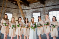 Floral Lace Free People Bridesmaid Dresses