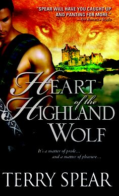Heart of the Highland Wolf:  Werewolf Urban Fantasy Romance