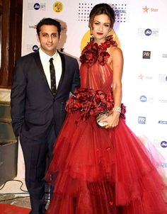 Adar Poonawala with Natasha Poonawala at Jio MAMI 18th Mumbai Film Festival. #Page3 #Fashion #Style #Beauty #Hot #Sexy Dress Outfits, Fashion Outfits, Aamir Khan, Amitabh Bachchan, Celebs, Celebrities, Designer Wear, Film Festival, Mumbai