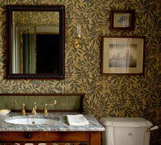 """Olasky & Sinsteden Refresh a Centuries-Old Guernsey Island Home,"" The Glam Pad (July Cottage Bathroom Design Ideas, Bathroom Inspiration, Bathroom Interior, Modern Bathroom, Interior Inspiration, Bathroom Cost, Interior Ideas, Interior Design London, Tadelakt"
