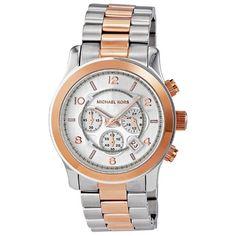 Michael Kors Ladies Chronograph Quartz Watch Multiple Womens Models | eBay