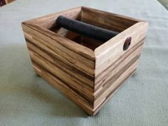 Knock box, knockbox for espresso machines Barista, Coffee Knock Box, Knock Knock, Espresso, Workshop, Boxes, Handmade Gifts, Furniture, Etsy
