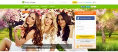 Russian brides and Russian girls. Bridge of Love International dating service!