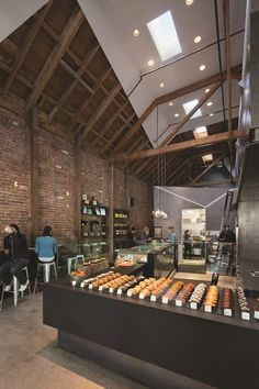 Craftsman + Wolves Patisserie and Café, San Francisco, 2013 - Zack | de Vito Architecture and Construction