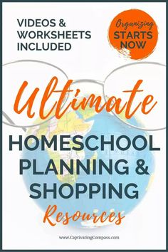 The Ultimate Homeschool Curriculum Planning & Shopping Video Series is all you need to be ready for the biggest homeschool curriculum sales of the season! Sign up to the Homeschool Planning Video Series now. Best Homeschool Curriculum, Curriculum Planning, Teaching Style, Let The Fun Begin, Parenting Articles, Home Schooling, Textbook, How To Plan, Worksheets