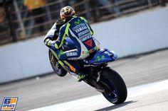 Valentino Rossi-Indianapolis Moto GP 2015..