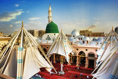 Al-Masjid al-Nabawi, Madinah, (Saudi) Arabia. Taj Mahal, Culture, Activities, Signs, Beauty, Travel, Beleza, Voyage, Cosmetology