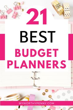 Looking for the best budget planner? Here are 21 of the best planners that you can use in your budgeting journey. This budget planners for beginners will help you be successful in your budget. Budget planner printable. budget planner bullet journal. #budgetplannertemplate #budgetplanner