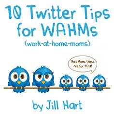 10 Twitter Tips for Work at Home Moms@http://howtousetwitterfordummies.com/