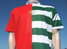 "Celtic Manchester United Symmetrical Home Aftermarket Shirt 50"" Chest"