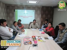 Participants of the HR Induction & Training Workshop.