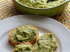Roasted Garlic Cilantro Jalapeno Hummus