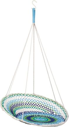figueira swing chair in view all outdoor   CB2