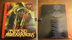 Santana handbound notebook from #rcd on Etsy: https://www.etsy.com/listing/203419557/santana-beyond-appearances-handbound